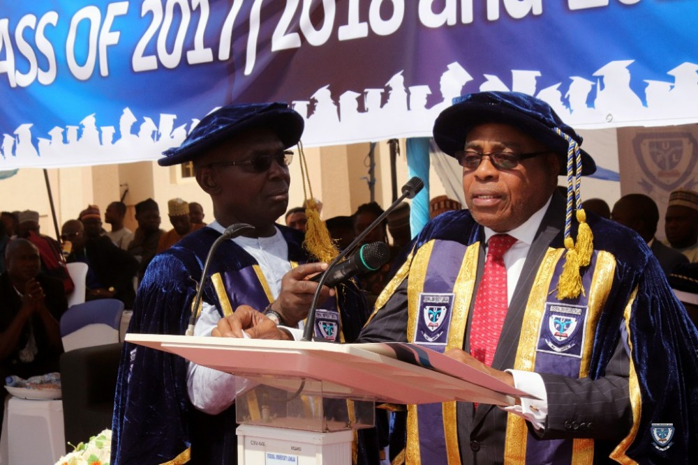 Convocation Address Delivered By The Pro-chancellor And Chairman Of Council, Emeritus Prof. Nimi Briggs At The 3rd & 4th Combined Convocation Ceremony