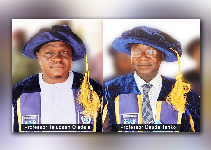 Ful Promotes Two (2) Academic Staff To The Rank Of Professor