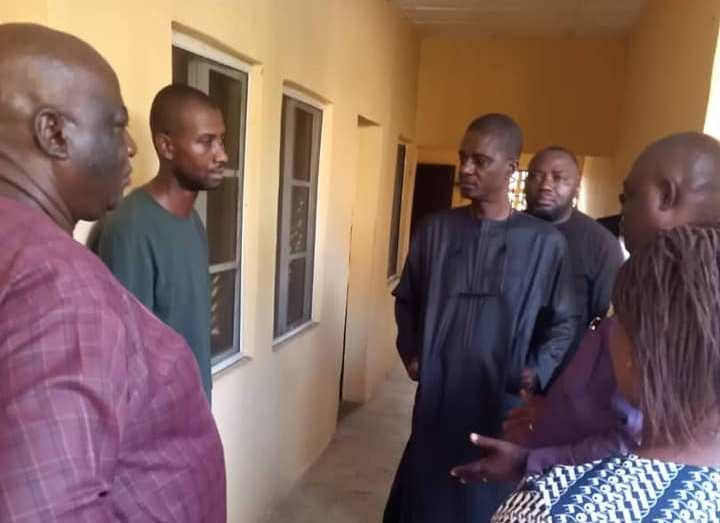 Ful Vc, Prof. Akinwumi Visits Ndlea Rehabilitation Centre In Lokoja, Urges Youths And Students To Desist From Substance Abuse