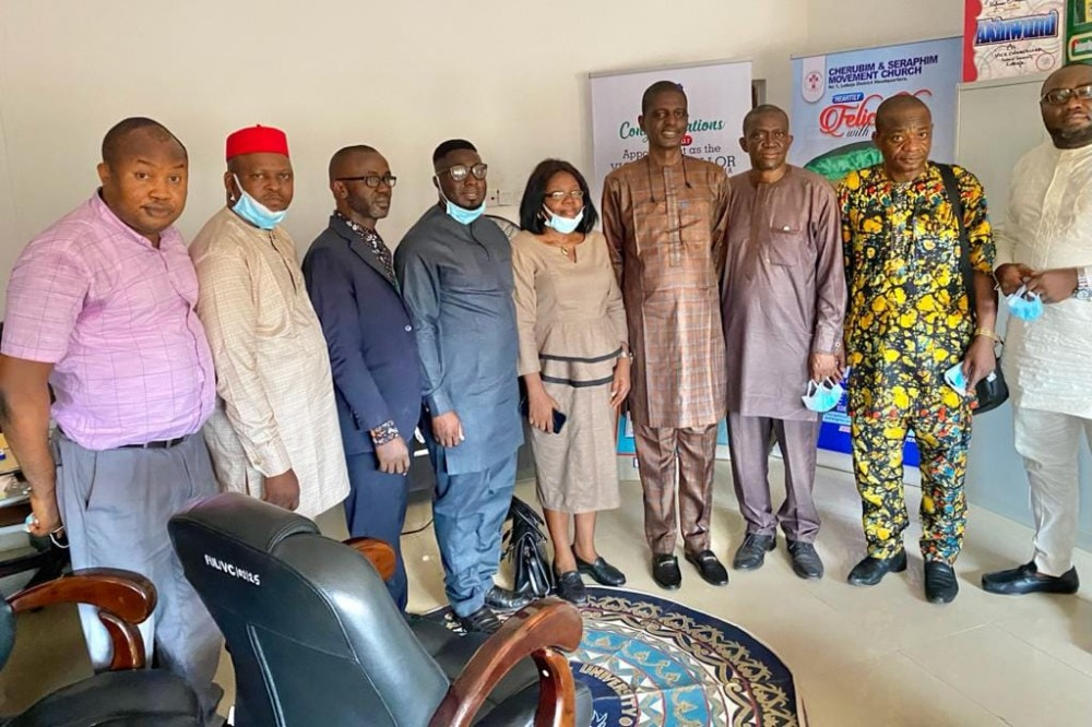 Ful Vc, Prof. Akinwumi Receives Nma Officials, Kogi State Branch, Reiterates Plans To Establish School Of Medicine