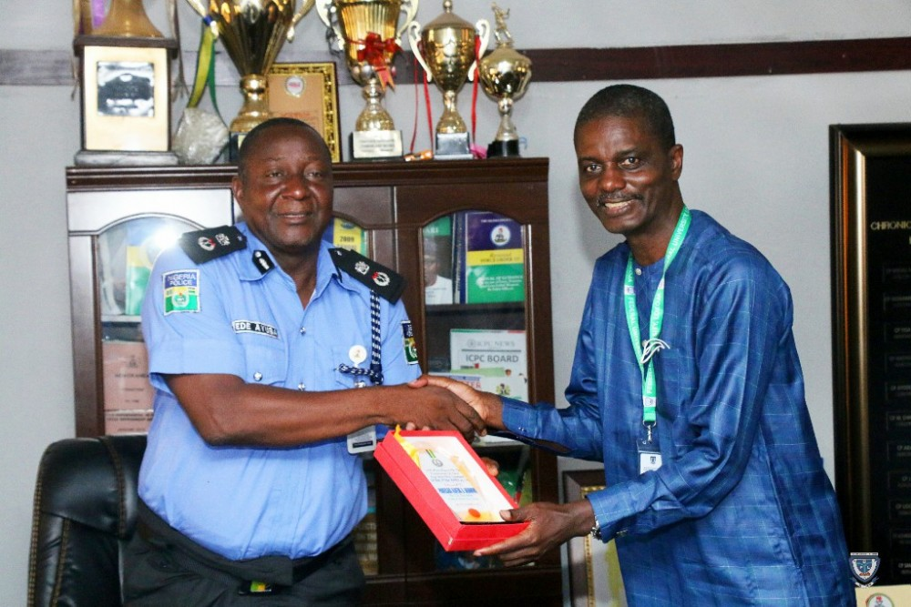 Ful Vc, Professor Akinwumi Pays Courtesy Visits To Security Agencies, Enlists Support